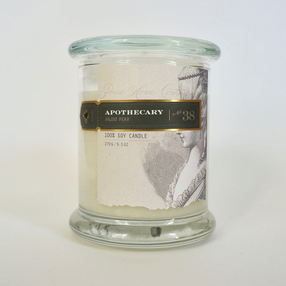 Everyday Candle - Anjou Pear No.38