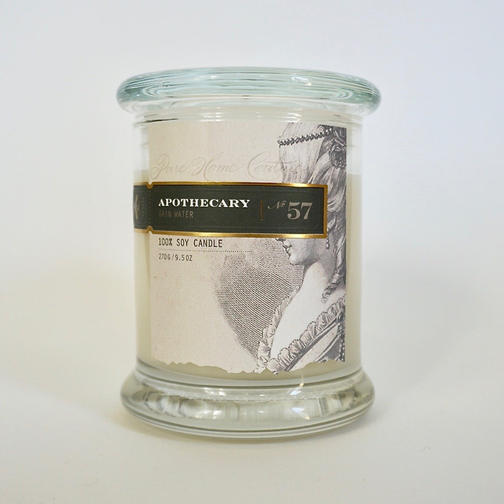 Everyday Candle - Rain Water No.57