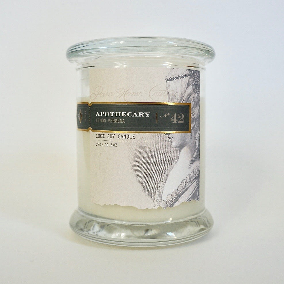 Everyday Candle - Lemon Verbena No.42