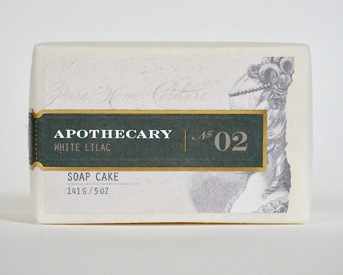 Bar Soap-White Lilac No.02