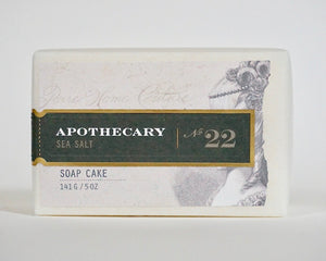 Bar Soap-Sea Salt No.22