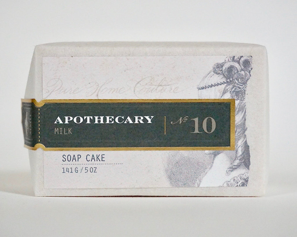 Bar Soap-Milk No.10