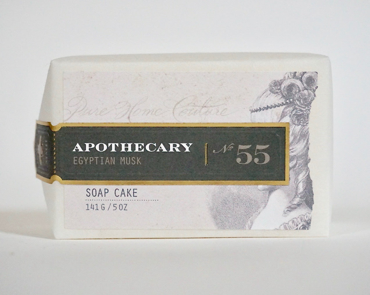 Bar Soap-Egyptian Musk No.55