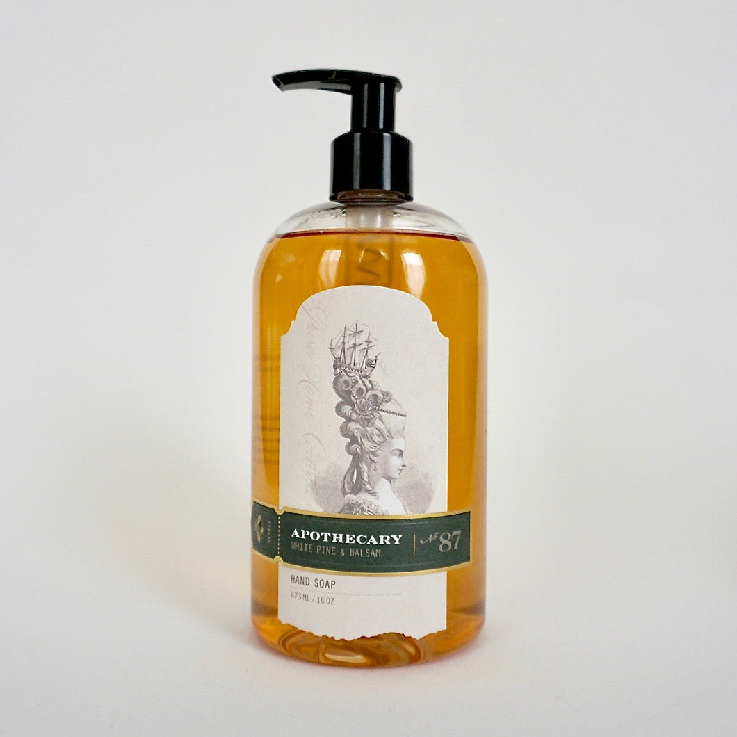 Liquid Soap-White Pine & Balsam No.87