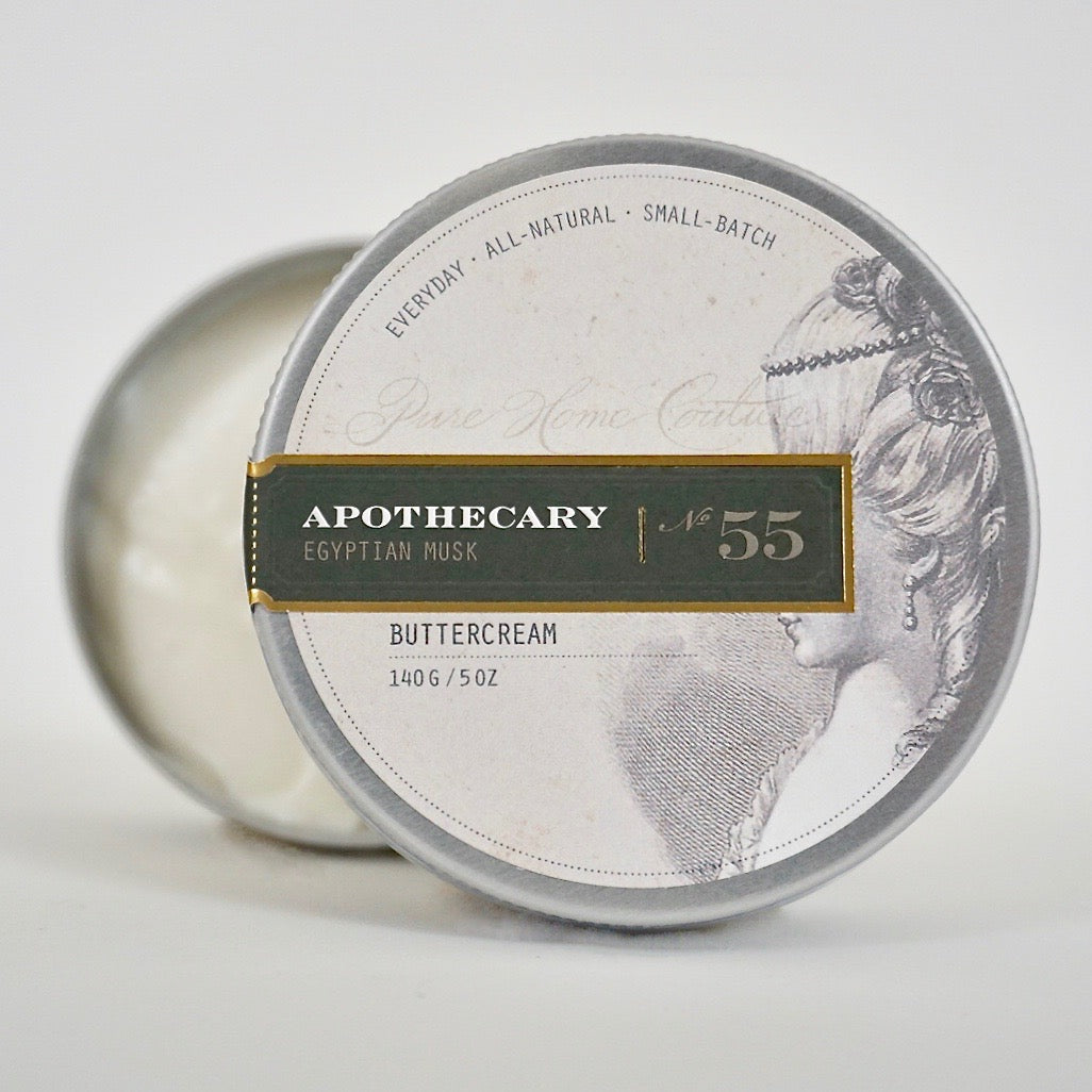 Buttercream-Egyptian Musk No.55