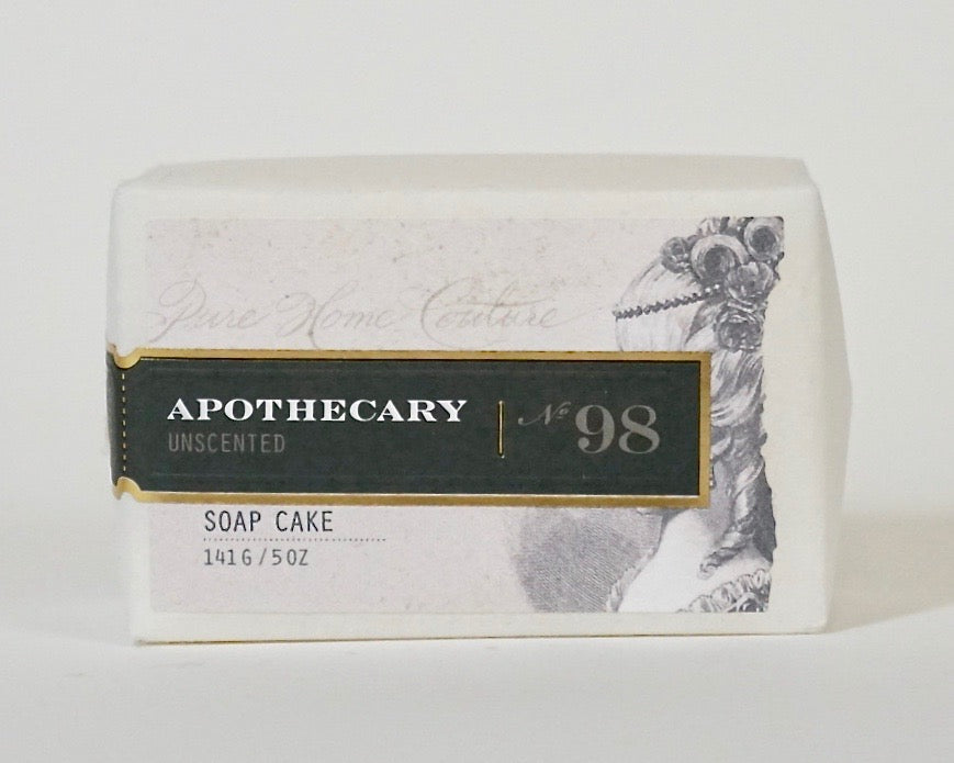 Bar Soap-Unscented No.98