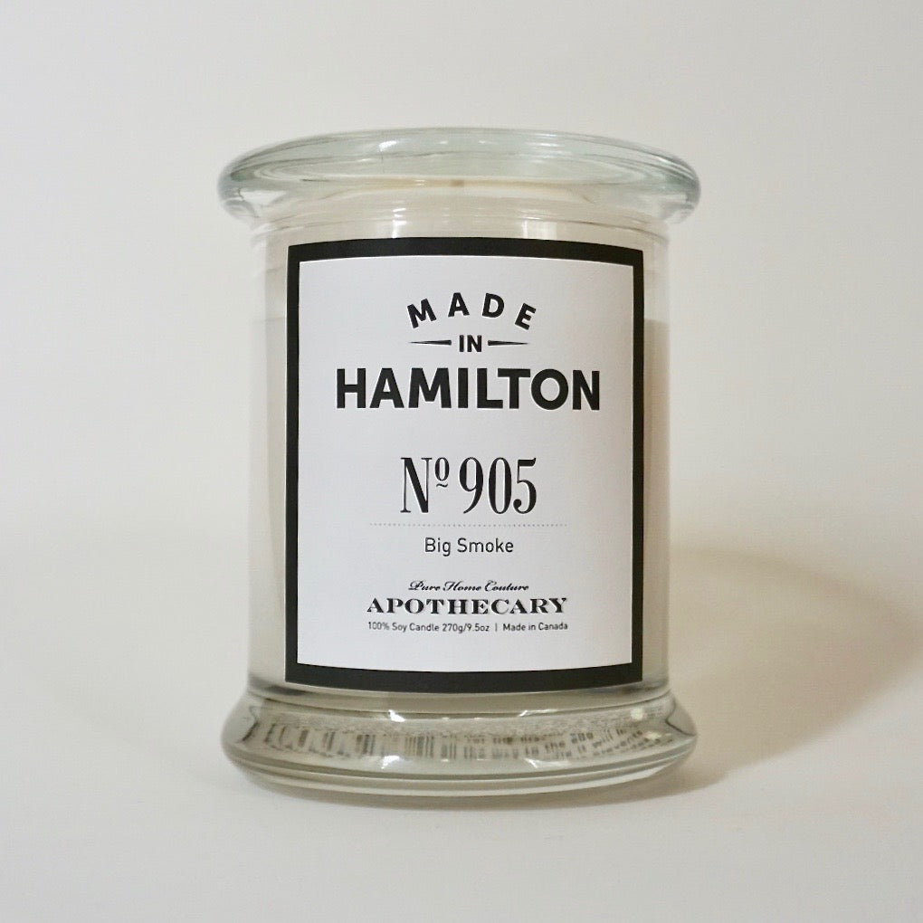 Hamilton Candle-Big Smoke No.905