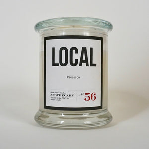 Local Candle-Prosecco No.56