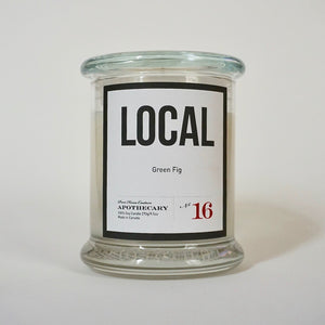 Local Candle-Green Fig No.16