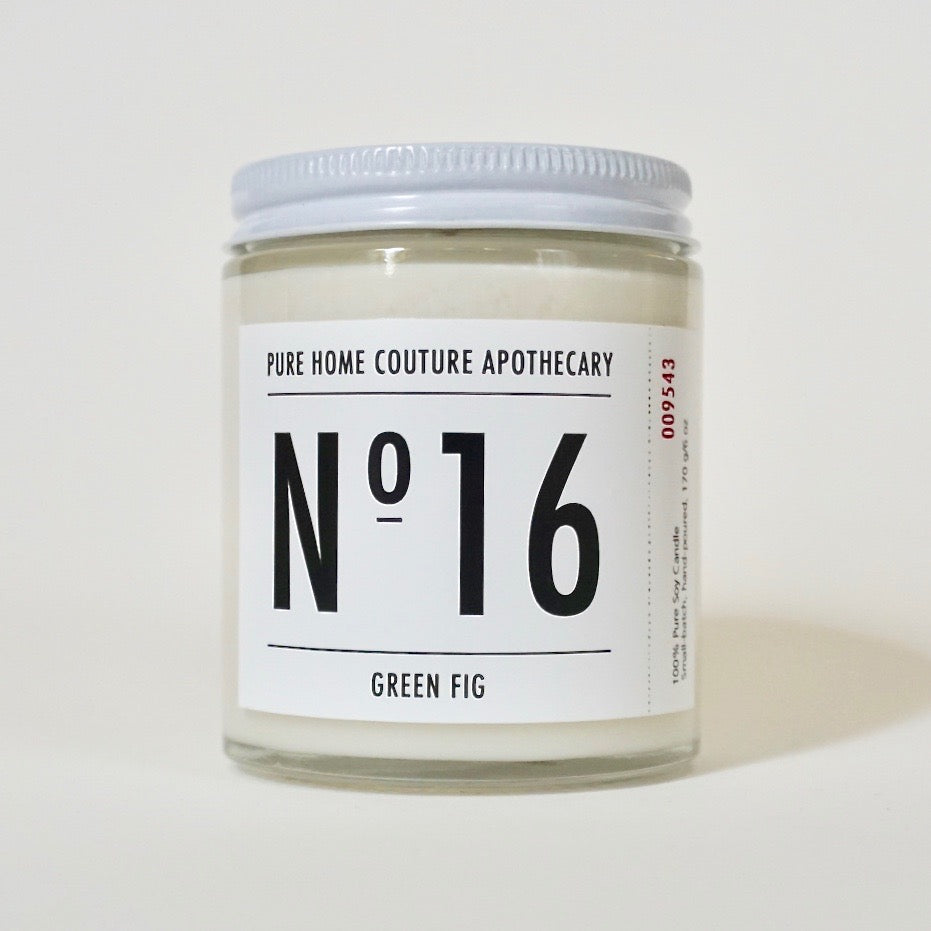 Number Candle-Green Fig No.16