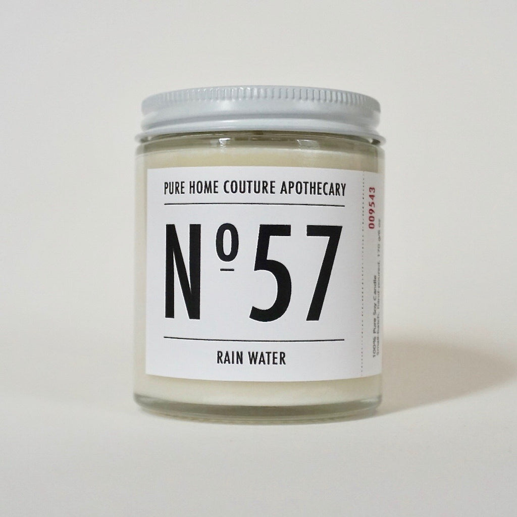 Number Candle-Rain Water No.57