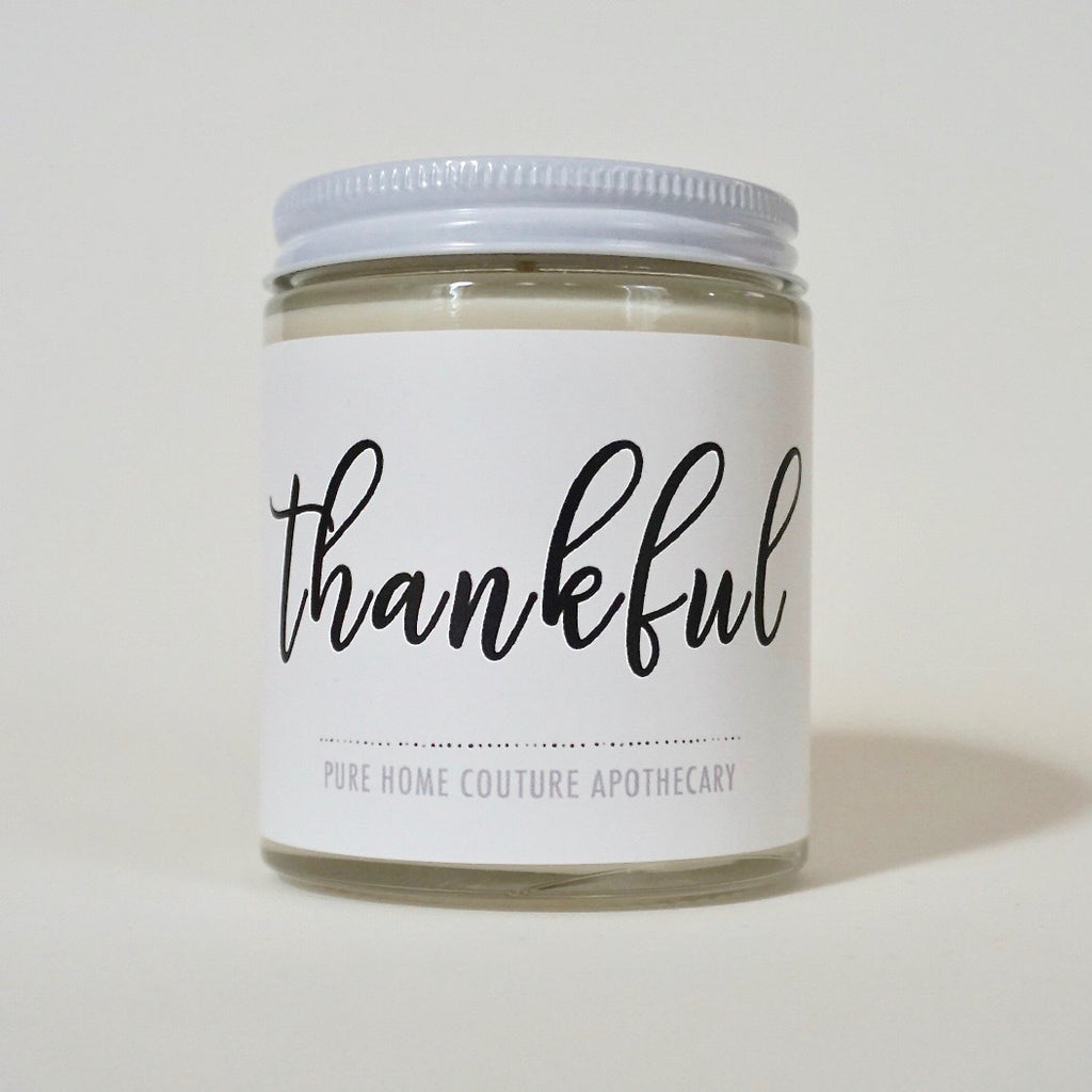 Thankful - Bourbon Vanilla