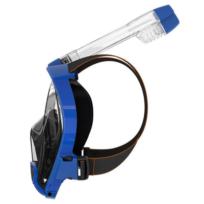 Ocean Reef Aria QR+ Full Face Snorkeling Mask - Side - Mike's Dive Store