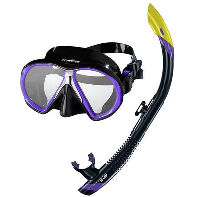 Snorkel Sets - Atomic SubFrame Mask And Snorkel Set
