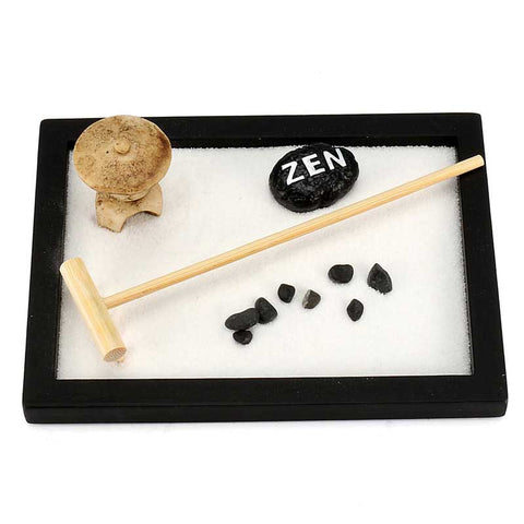 DIY Mini Zen Garden for Mindfulness