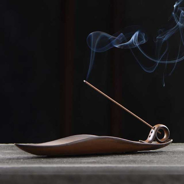 Ceramic Incense Stick Burner