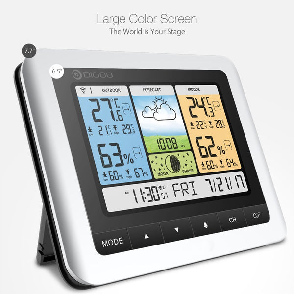 Wireless All-In-One Home Weather Station