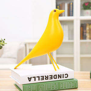 Handmade Craft Bird Sculpture
