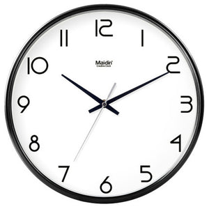 "10"" Silent Quartz Wall Clock"