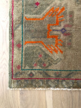 Yastik 1.9x3.6 [product_type} - LillieKat Rugs Vintage and Modern Rugs: Runners, Hides, Turkish, Oushak, Khotan, Anatolian and more Rugs