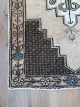 Konya 2.5x3.10 [product_type} - LillieKat Rugs Vintage and Modern Rugs: Runners, Hides, Turkish, Oushak, Khotan, Anatolian and more Rugs