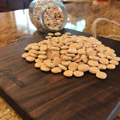 Lupini Beans...a favorite Italian snack and FUN to eat!