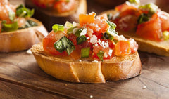 Recipe: Bruschetta