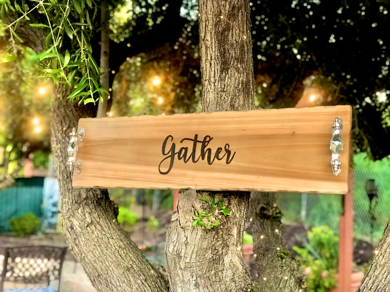 "Engraved charcuterie board/extra large/wedding gift, cheeseboard/3 feet x 10"" with handles"