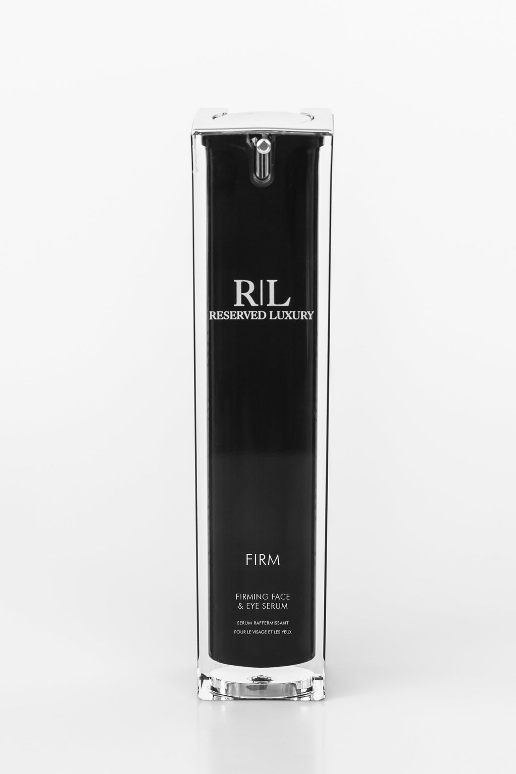 FIRM-FIRMING FACE AND EYE SERUM