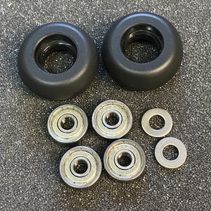 Fangs™ Bumper for Pint®: Replacement Wheels & Bearings