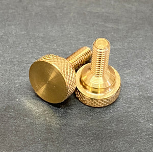 Pint Fender Thumbscrews - Grade 5 Titanium