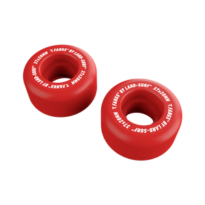 Fangs 3.0 Replacement Wheels:  37mm x 20mm