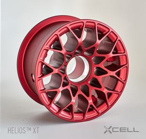 XCELL™ HELIOS™ XT Precision Wide Aluminum Alloy wheels - set of 4