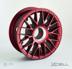 XCELL™ RS-1™ Precision 106mm Wheels (4)
