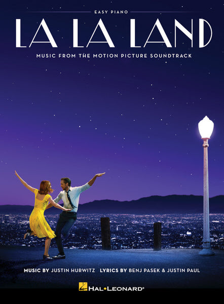 La La Land Music from the Motion Picture Soundtrack