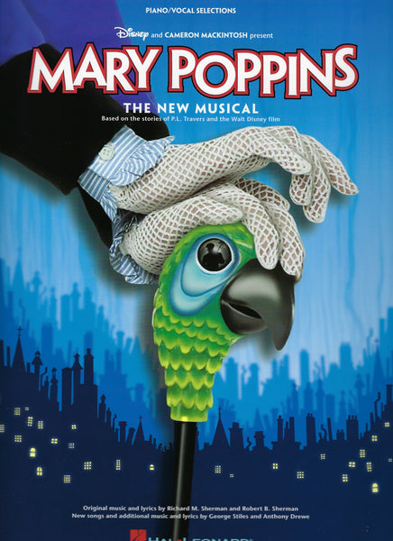 Mary Poppins Selections from the Broadway Musical
