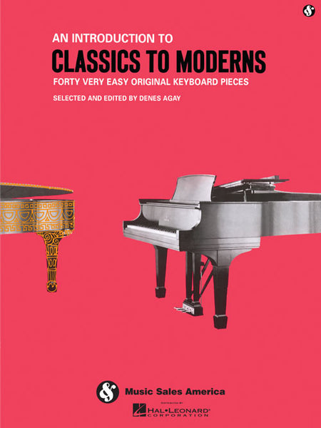 An Introduction to Classics to Moderns Music for Millions Series