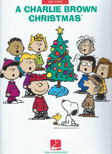 A Charlie Brown Christmas Easy Piano