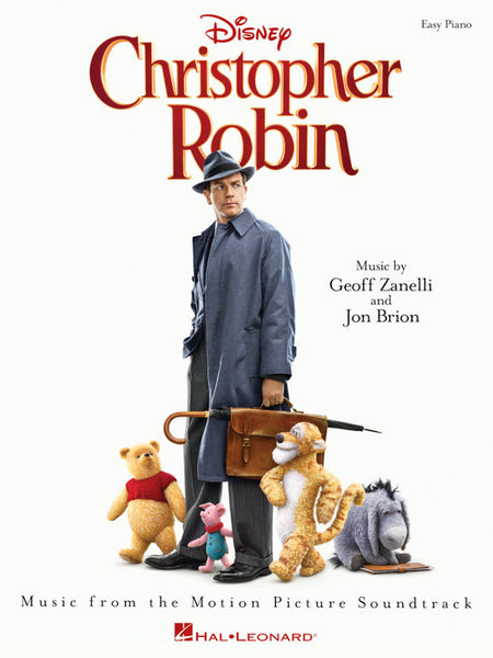 Christopher Robin Music from the Motion Picture Soundtrack Easy Piano