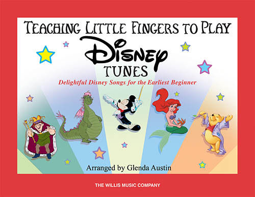 Teaching Little Fingers to Play Disney Tunes Early Elementary Level