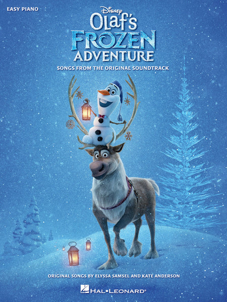 Disney's Olaf's Frozen Adventure Songs from the Original Soundtrack