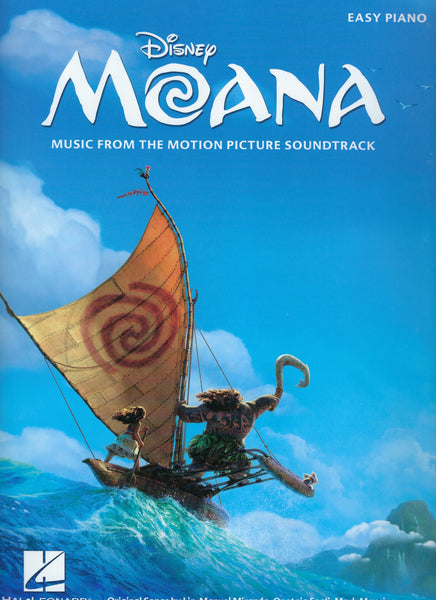 Moana Music from the Motion Picture Soundtrack