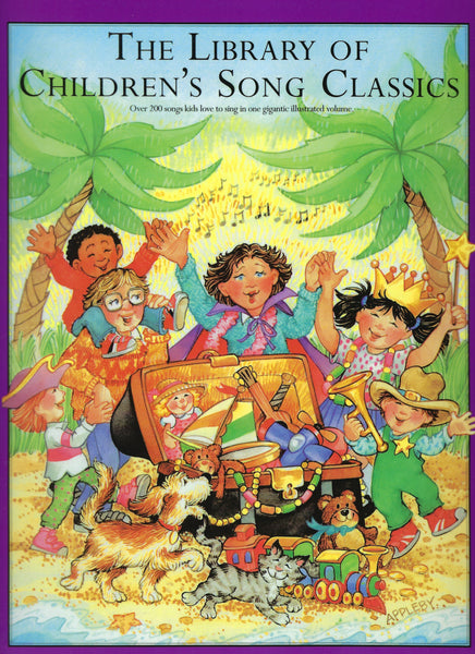 The Library of Children's Song Classics