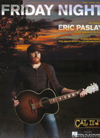 Eric Paslay Friday Night Sheet Music