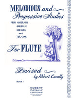 Melodious and Progressive Studies for Flute Book 1