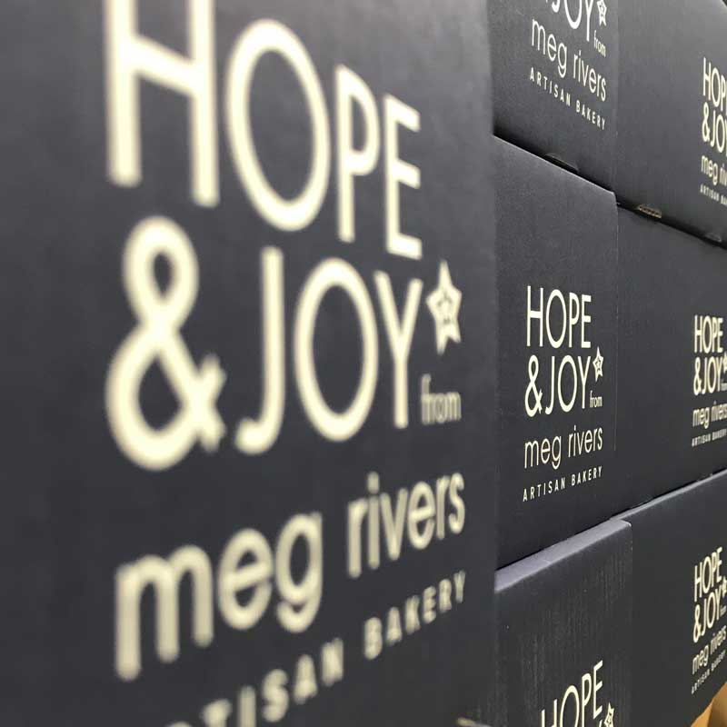 Spreading HOPE & JOY with our new Hamper collection