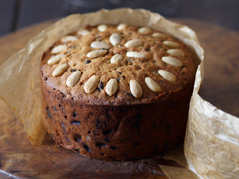 Recipe : Almond Fruit Cake