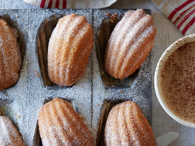Recipe : Madeleines