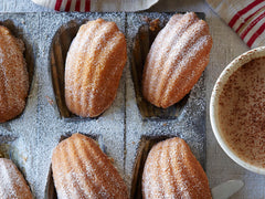 Recipe : Madeleines !