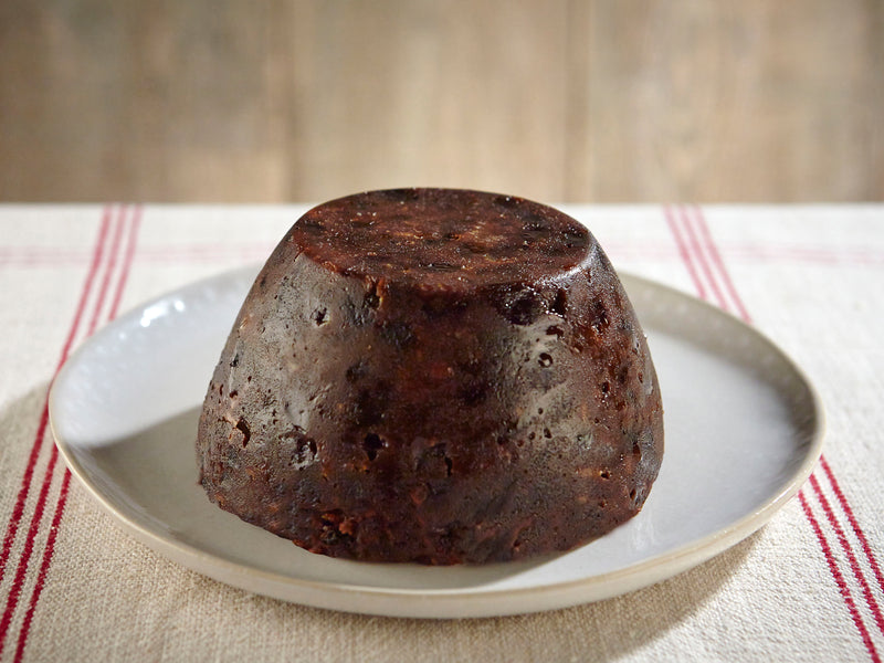 Gin Christmas Pudding